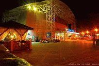 Анапа ночью