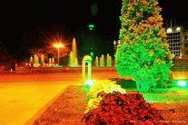 Ночная Анапа