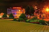 Фото города Анапа ночью