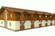 Cтроительство каркасных гостиниц