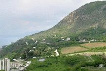 Гора Кастель в Крыму