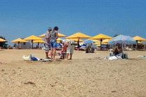 Пляжи курортной Керчи