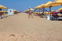 Пляжи в курортной Керчи