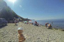 Каменистые пляжи Анапы