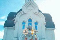 Храм иконы Божией Матери Державная в Анапе