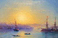 Фото экспозиции сочинского художественного музея