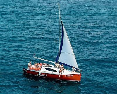 Яхта «Анна» в Анапе