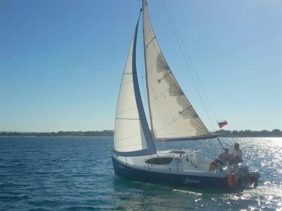 Морские прогулки на яхте «Анна» в Анапе