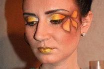 Праздничный макияж Анапа