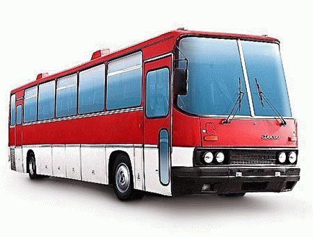 Автобус Анапа - Краснодар