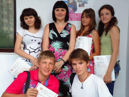 Обучение английскому языку в Анапе