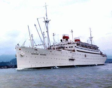 Корабль Адмирал Нахимов