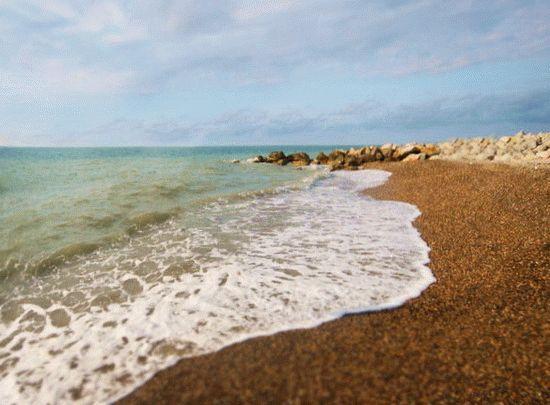 Архипо Осиповка пляж