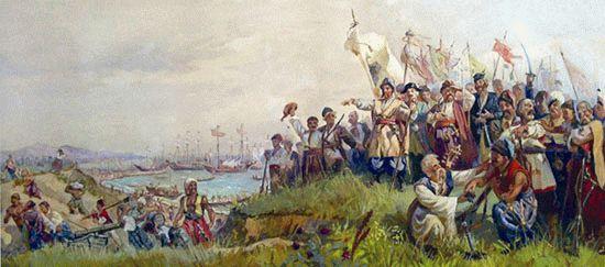 Картинки по запросу переселение запорожцев на кубань