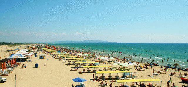 Фото пляжа Витязево