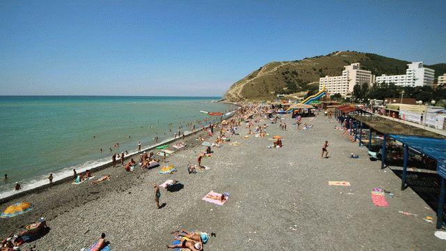 фото сукко пляжа