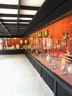 Экспозиция археологического музея