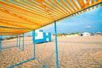 Отели Джемете - Пляж