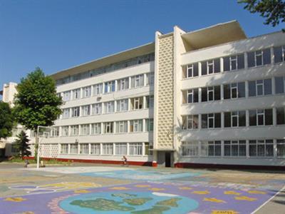 Школа № 4 в Анапе