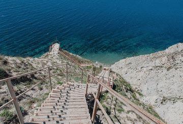 «800 ступеней» к морю в Анапе