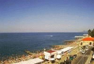 Центральный пляж Адлера