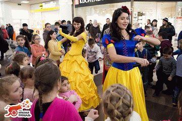 Афиша бесплатных праздников для детей в ТРЦ «Красная Площадь» - Анапа