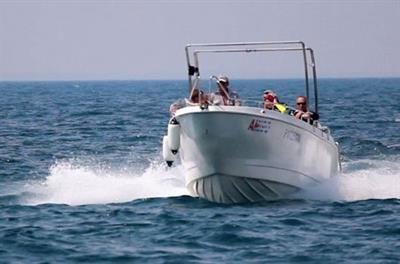 Аренда катера в Анапе — Морские прогулки, рыбалка