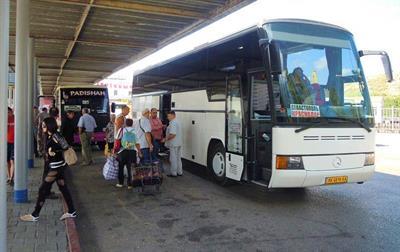 Расписание автобуса Анапа - Керчь