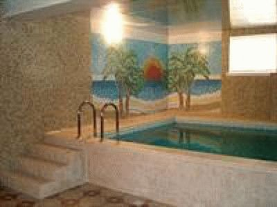 Анапа - Сауна с бассейном
