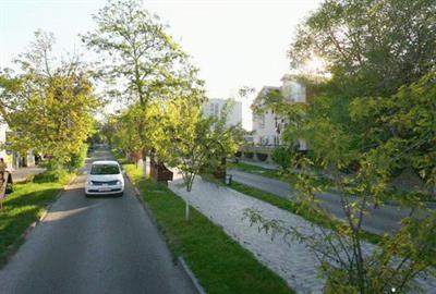 Улица Терская в Анапе