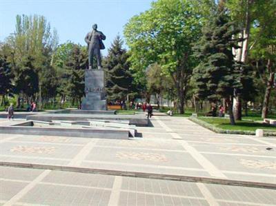 Улица Ленина в Анапе