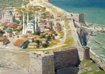 Анапа в Средневековье