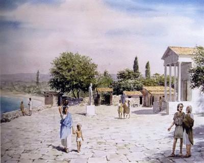 Античная Анапа