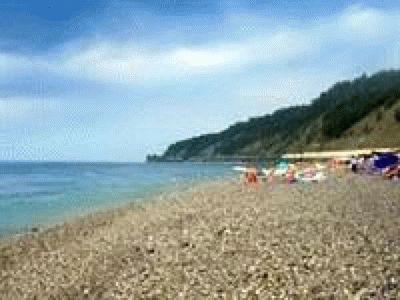 Пляжи курортного поселка Дагомыс