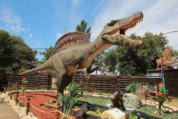 Динопарк Рекс — Парк динозавров в Анапе
