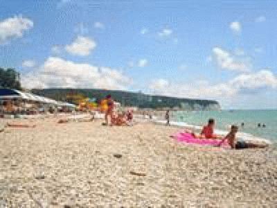 Пляжи в Дивноморском