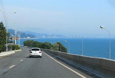 Доехать на машине до Анапы