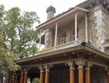 Дом-музей Бекетова в Алуште