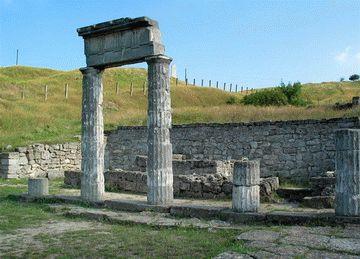 Древние курорты Боспора