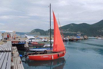 Экскурсия и морской круиз (купание, рыбалка) в Анапе
