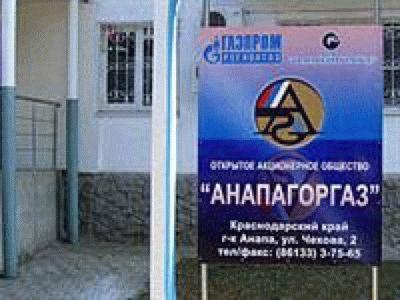 Анапагоргаз
