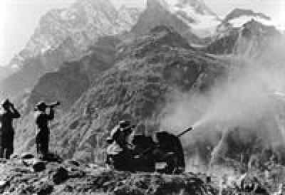 Оборона Кавказского хребта