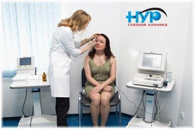 Глазная клиника «Нур» в Анапе