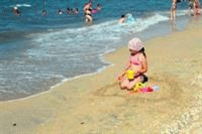 Отдых у самого моря