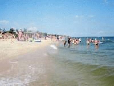 Голубицкая на Азовском море
