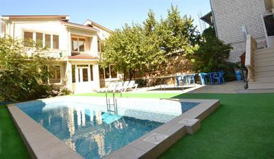 Гостиницы Анапы с бассейном
