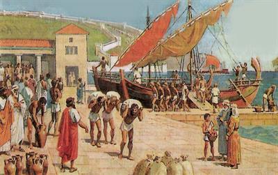 Древние греки на берегах Черного моря