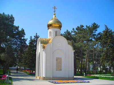 Храм святого пророка Осии в Анапе