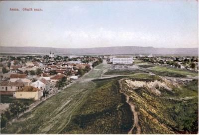 История курорта: Анапа начала XX столетия