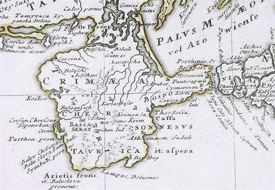 История Крыма: краткий экскурс в историю полуострова